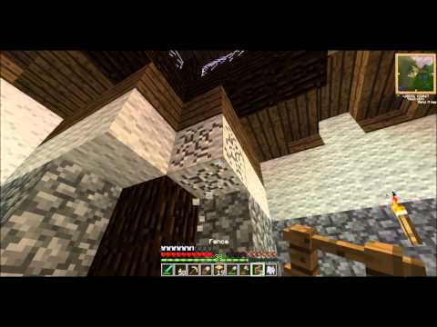 The Last Ohmsford Plays Minecraft Episode 47 part 1 Furnishing the farm house