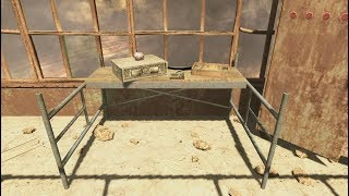 Black Ops 2 Zombies Building Stuff Episode#20 Nav Card Table Buried