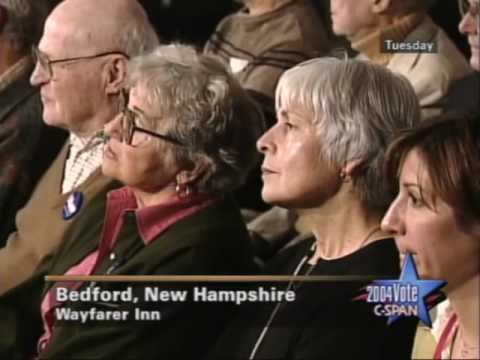 Democratic Presidential Candidates Forum 2004