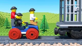 lego city movie police