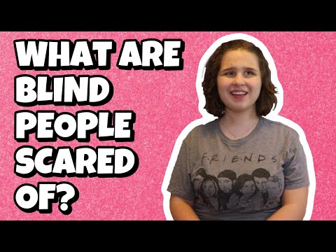 What Are Blind People Scared Of? | Convos With Julia (Ep.11)