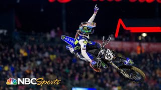 Supercross Round #1 at Anaheim | EXTENDED HIGHLIGHTS | 1/5/19 | NBC Sports