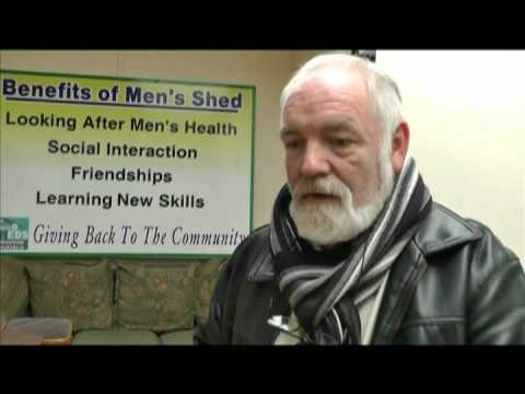 Men's Sheds and Men's Wellbeing, Part 2