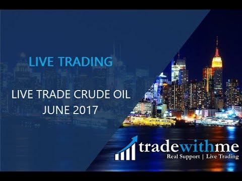 tradewithme - Live Trade Crude Oil