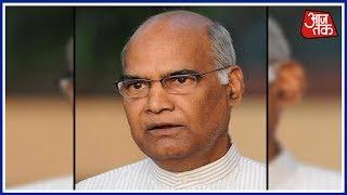 BJPPicks Bihar Governor Ram Nath Kovind As Presidential Candidate: Live