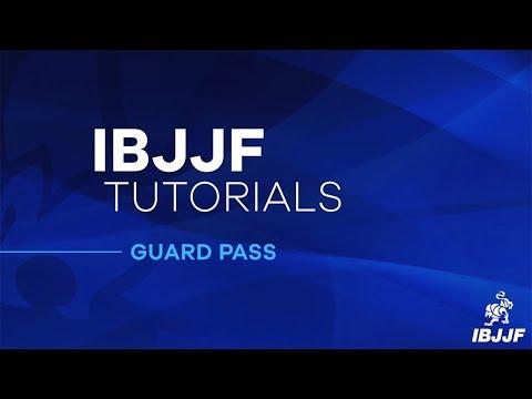 UNDERSTANDING JIU-JITSU - GUARD PASS