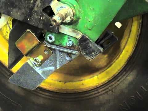 How To Install Exapta S Valion Seed Tube Guards On A John Deere