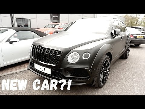 Daniel buys his first supercar from the best dealership in the UK!?