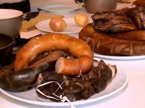 Мясные запасы казахов