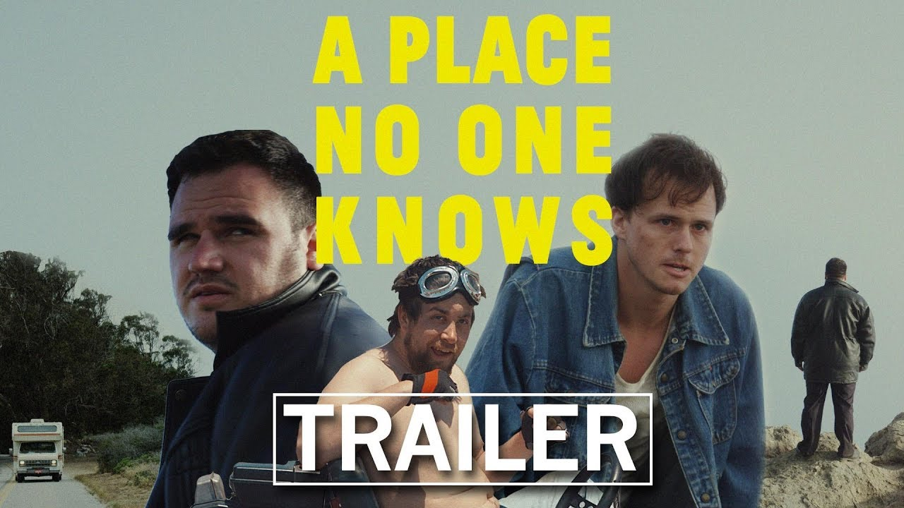 A PLACE NO ONE KNOWS | Official Trailer HD
