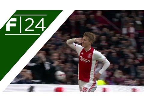 Highlights | Ajax 5-1 Heerenveen