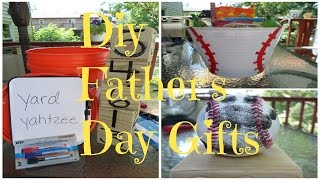 ♥diy Father's Day Gifts♥ Pinterest Inspired