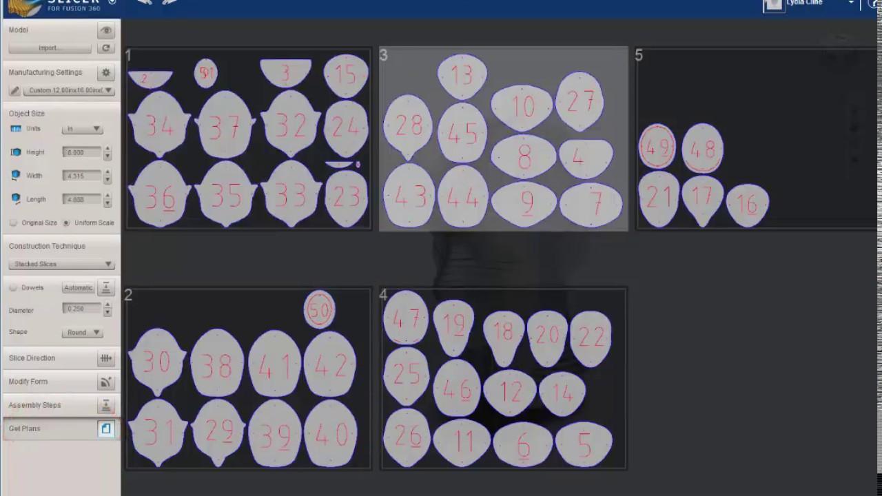 Slicer for Fusion 360
