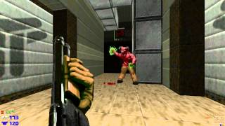 DooM 2 The Darkening E2 - MAP07 Waste Processing - Ultra Violence