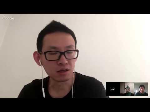 PiedPiper Interview with Chinese media XianZai Cai Jing