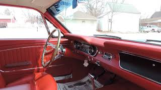 1965 ford mustang white for sale at www coyoteclassics com
