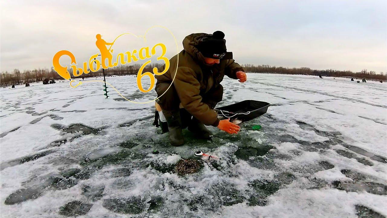 Рыбалка на мормышку по первому льду, зимняя рыбалка 2019/20