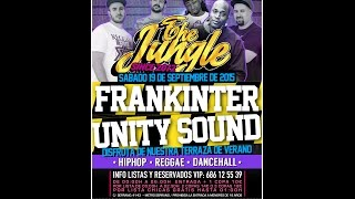 "Unity Sound - The Jungle Sessions Madrid- 19.9.2015 Parte 1 ""Dancehall Time"""