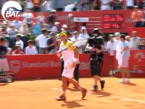 David Ferrer campeón del ATP de Buenos Aires - Copa Claro 2013