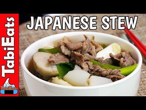 Japanese Meat & Potatoes IMONI (YAMAGATA STYLE)
