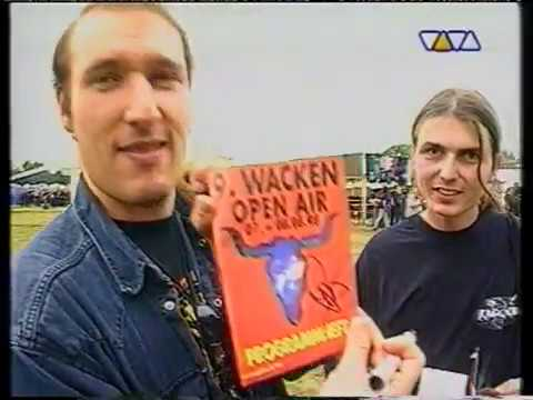 Wacken Open Air 07. & 08.08.1998 TV-Report (Live & Interview)
