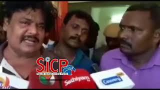 Mansoor Ali Khan held for making threatening speech