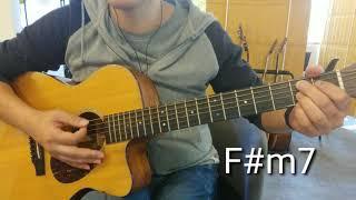 [먀리의 소소한 기타 팁] 재즈의 시작 Am7 코드