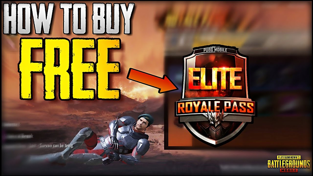 HOW TO BUY ELITE ROYAL PASS IN PUBG MOBILE ! GET FREE UC CASH