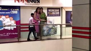 Silchar Big Bazar Market video 2017