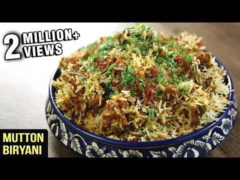 Mutton Biryani Quick And Easy Recipe Mutton Recipe Mutton