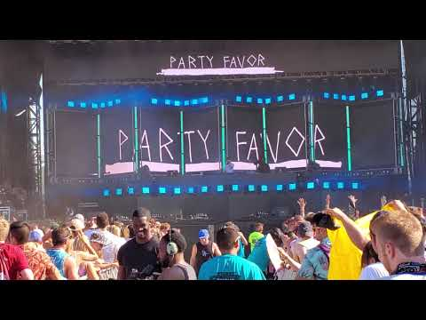 Party Favor @ Lollapalooza 2019