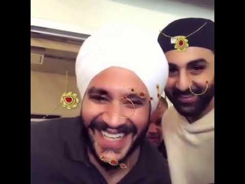 रणबीर कपूर का सबसे फनी लुक | Ranbir kapoor most funny look