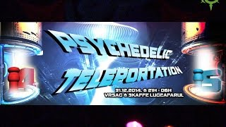 Liquid Sound live set @ PSYCHEDELIC TELEPORTATION Party (NYE 2015)