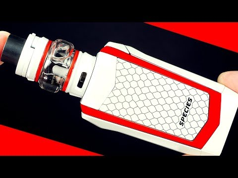 The SMOK Species Kit! Touch Screen Vape Mod! TFV8 Baby 2 Tank!