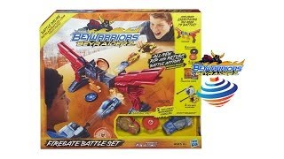 Beyblade BeyRaiderz Firegate Battle Set Unboxing Review Giveaway Expires Feb 2nd 2014