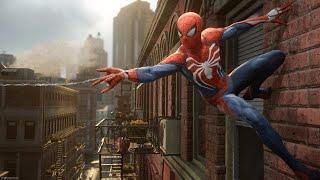 Marvel's Spider-Man - PGW 2017 Teaser Trailer 4K | PS4 (Release Date 2018)