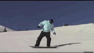 Карвинг на сноуборде Часть 3