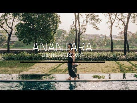 Anantara Resort Luxury Resort in Downtown Chiang Mai, Thailand