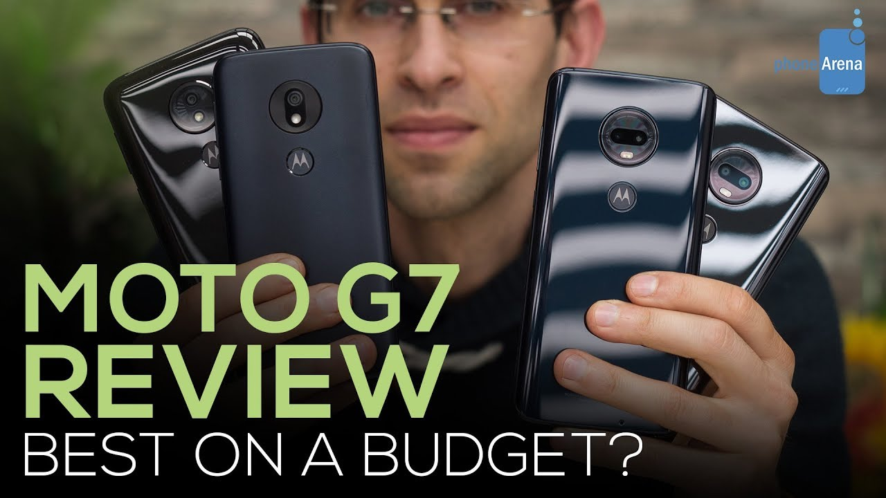 Moto G7, G7 Plus, Power and Play Review: Best Budget Phones of 2019?