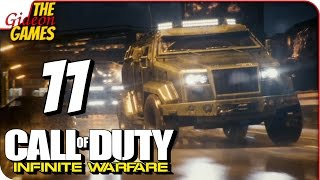 Прохождение Call of Duty: Infinite Warfare #11 ➤ РОДНАЯ ЗЕМЛЯ
