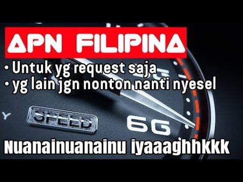 Apn filipina speed super cepat - apn semua operator - YouTube