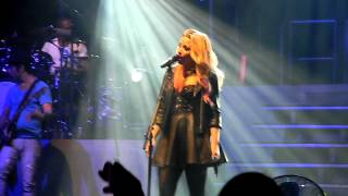 Download Lightweight - Demi Lovato in Salt Lake City MP3 song and Music Video
