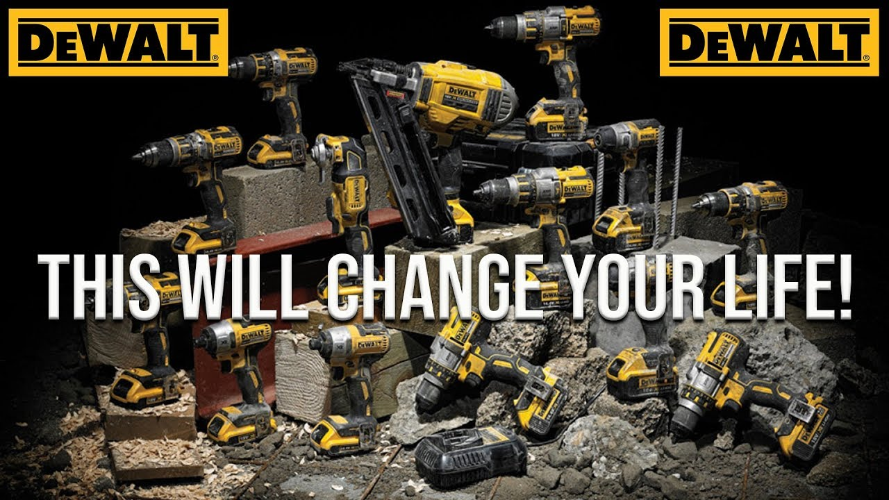 THIS DeWALT TOOL ACCESSORY WILL CHANGE YOUR LIFE!