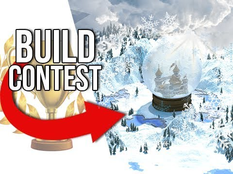 I challenge you to the snow globe build contest youtube to the snow globe build contest gumiabroncs Gallery