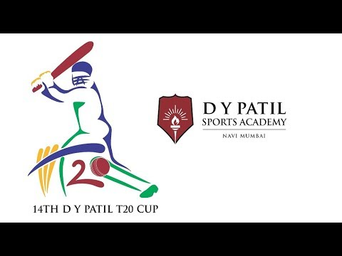 DAY 2 | 14TH D Y PATIL T20 CUP LIVE | 2018