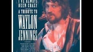Waylon Jennings Tribute- Kid Rock and Kenny Chesney, Luckenbach, Texas ( Back To The Basics of Life)