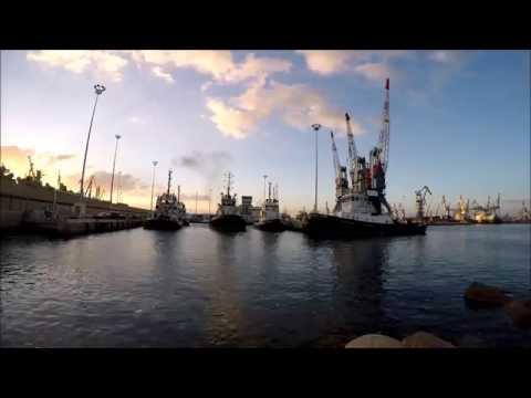 ASHDOD PORT RORO SHIP