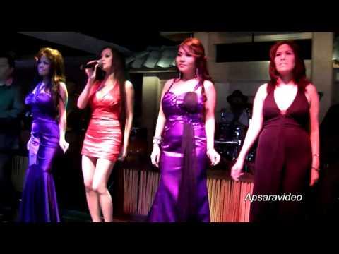 """សុុំហែកខោខ្លី - Molyna Lim sings Khmer Cha Cha Cha """"Som Haek Khaur Kley"""""""""""
