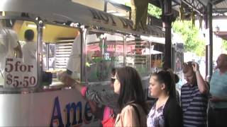 Melbourne 2/3 -  Queen Victoria Market, 6 December 2014