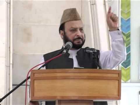 Professor Dr Sahibzada Pir Sajid-ur-Rahman -6 Juma Speech Faisal Masjid Islamabad